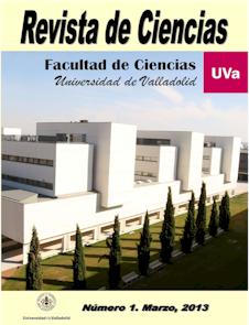 Revista de Ciencias Número 1. Marzo, 2013