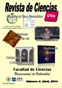 Revista de Ciencias Número 4. Noviembre, 2013