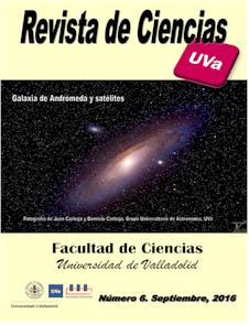 Revista de Ciencias Número 6 Septiembre, 2016